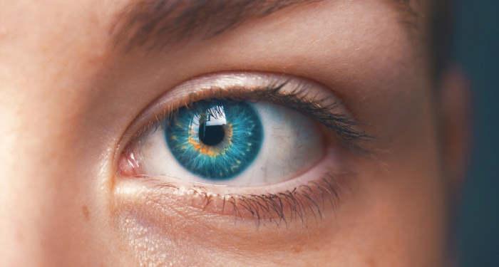 Krankheitszeichen des Körpers - Augen