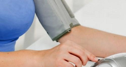 Blutdruck messen bei niedrigem Blutdruck