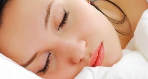 Schlafen bei Müdigkeit