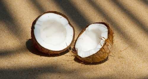 Selen: Kokosnuss