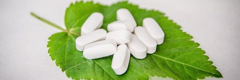 Vitamine: Tabletten