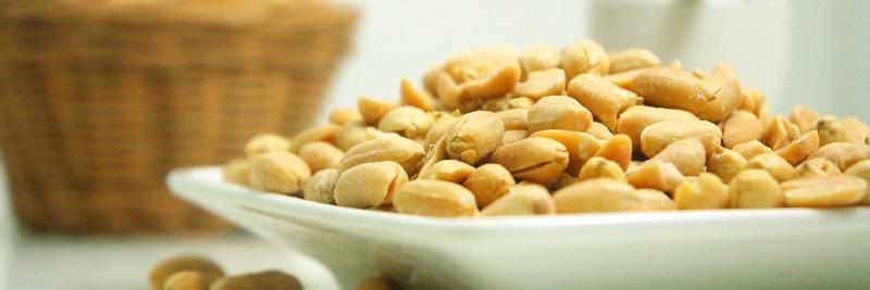 Vitamin B5: Erdnüsse