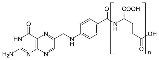 Vitamin B9: Formel