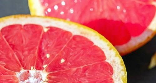 Vitamin C: Grapefruit