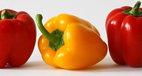 Vitamin C: Paprika
